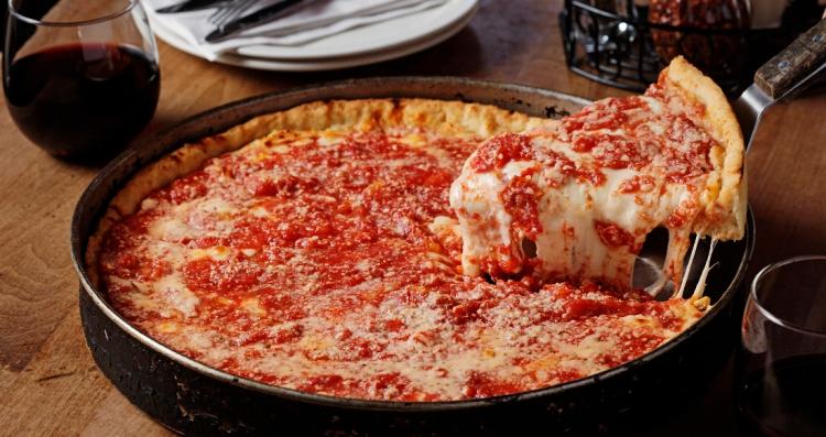 Lou malnatis pizza
