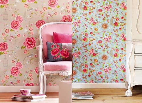 decoracion-vintage-pared