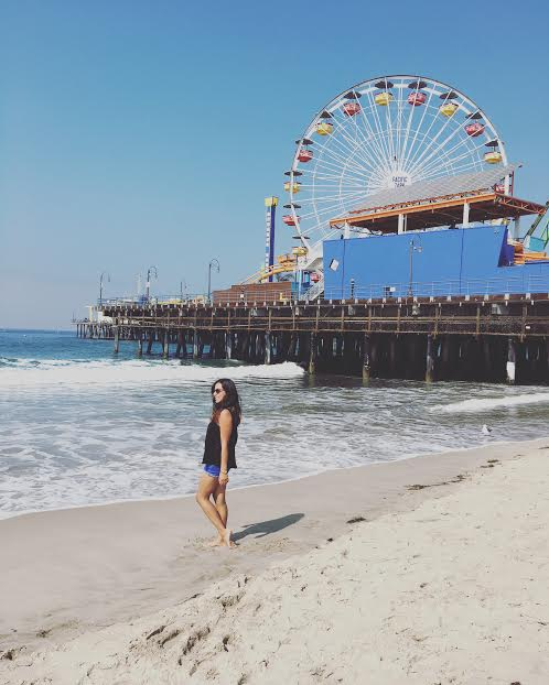 Santa Monica- Cali